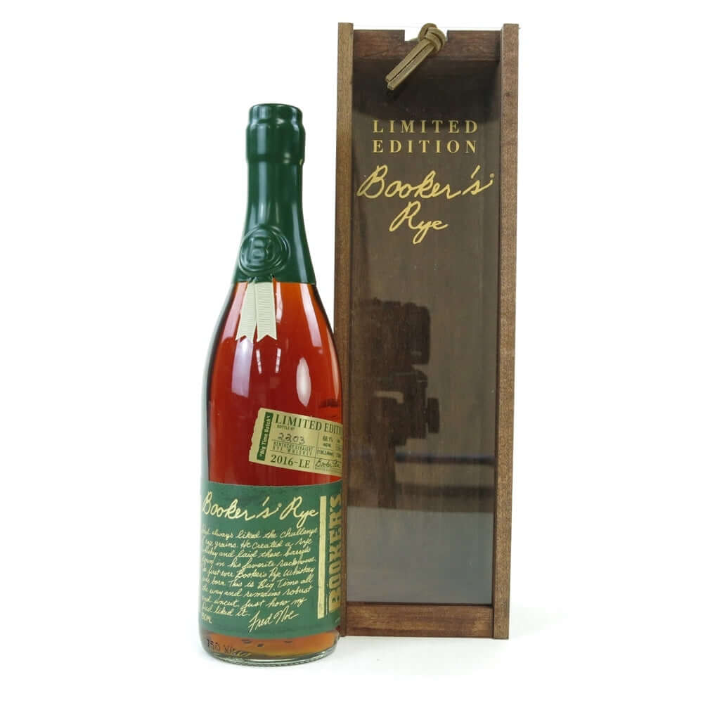 Booker's Rye 13 Year Old 750ml - The Rare Whiskey Shop
