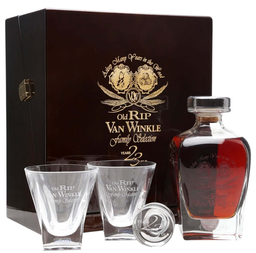 Old Rip Van Winkle 23 Year Old 750ml - The Rare Whisky Shop