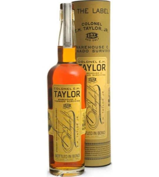 Colonel E. H. Taylor Warehouse C Tornado Surviving Bourbon 750ml