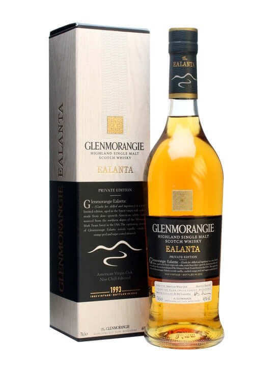 Glenmorangie Ealanta 750ml - The Rare Whisky Shop