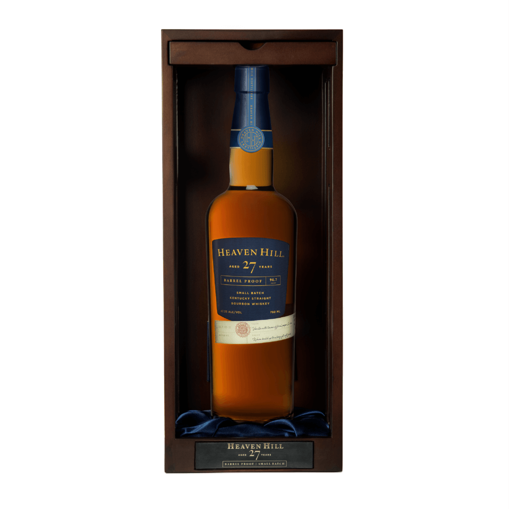 Heaven Hill 27 Year Old 750ml - The Rare Whisky Shop