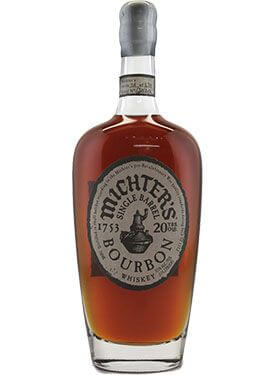 Michter's 20 Year 750ml - The Rare Whisky Shop
