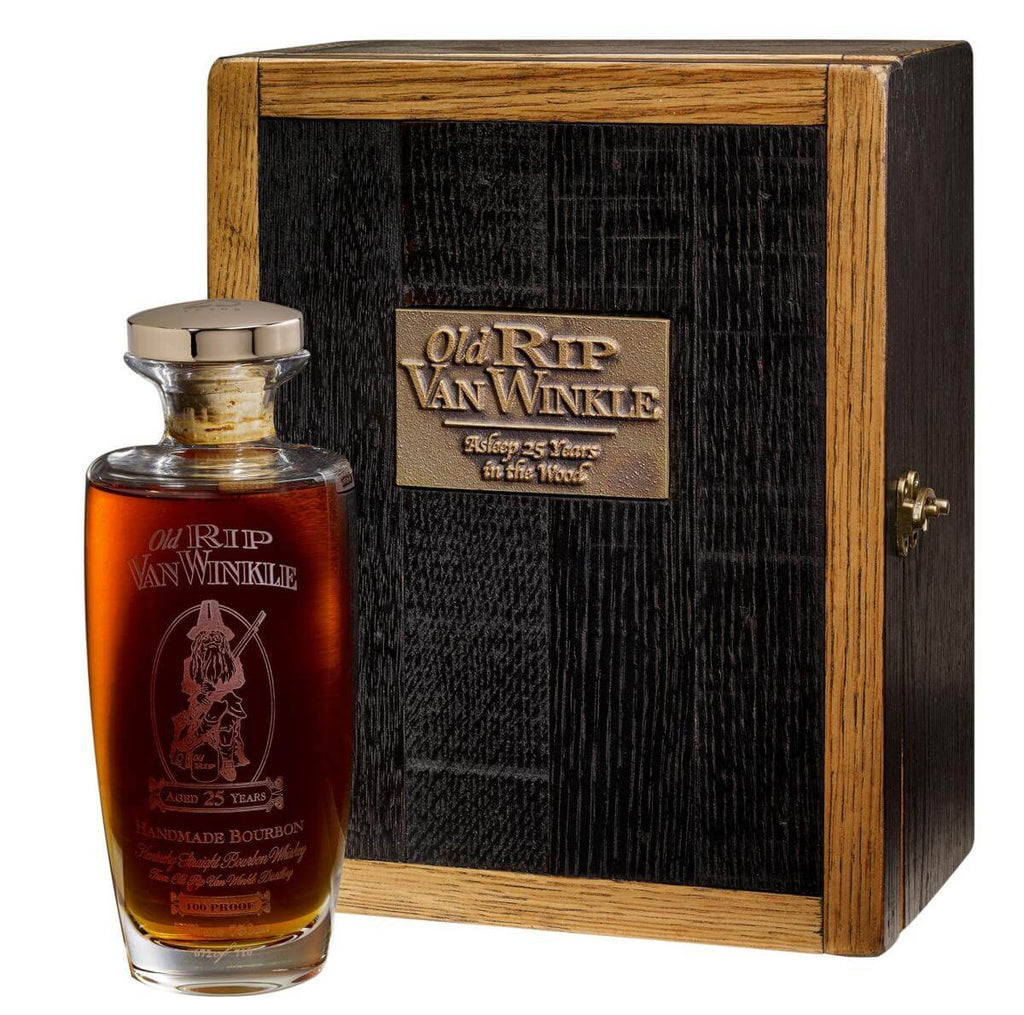 Old Rip Van Winkle 25 Year Old 750ml - The Rare Whiskey Shop
