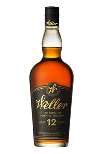 W.L. Weller 12 Year Old 750ml - The Rare Whisky Shop
