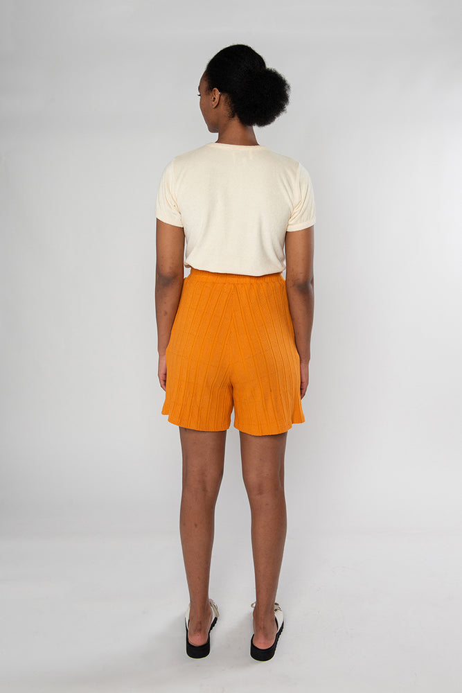 Load image into Gallery viewer, Riley Shorts - Orange