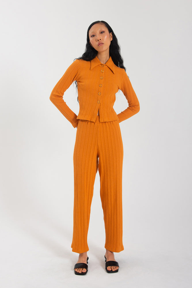 Load image into Gallery viewer, Leisure Pant - Orange