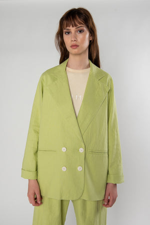 Load image into Gallery viewer, Relaxed Blazer - Pistachio