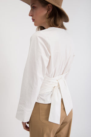 Marin Shirt - White