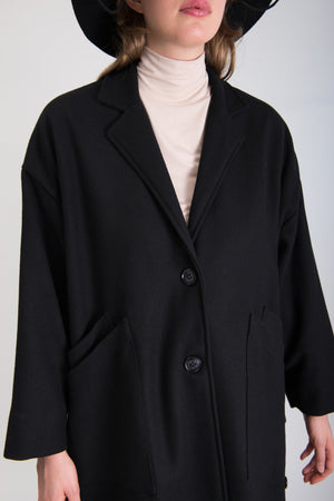 Load image into Gallery viewer, Cecil Jacket - Black
