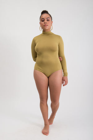 Load image into Gallery viewer, Classic Bodysuit - Citron