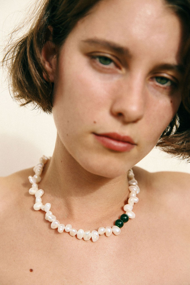 Load image into Gallery viewer, Vermeer | Rosalie Necklace