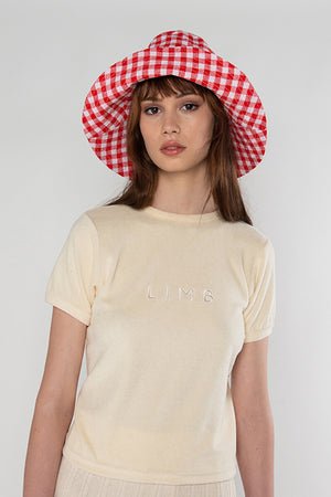 Load image into Gallery viewer, Daphne Hat - Gingham