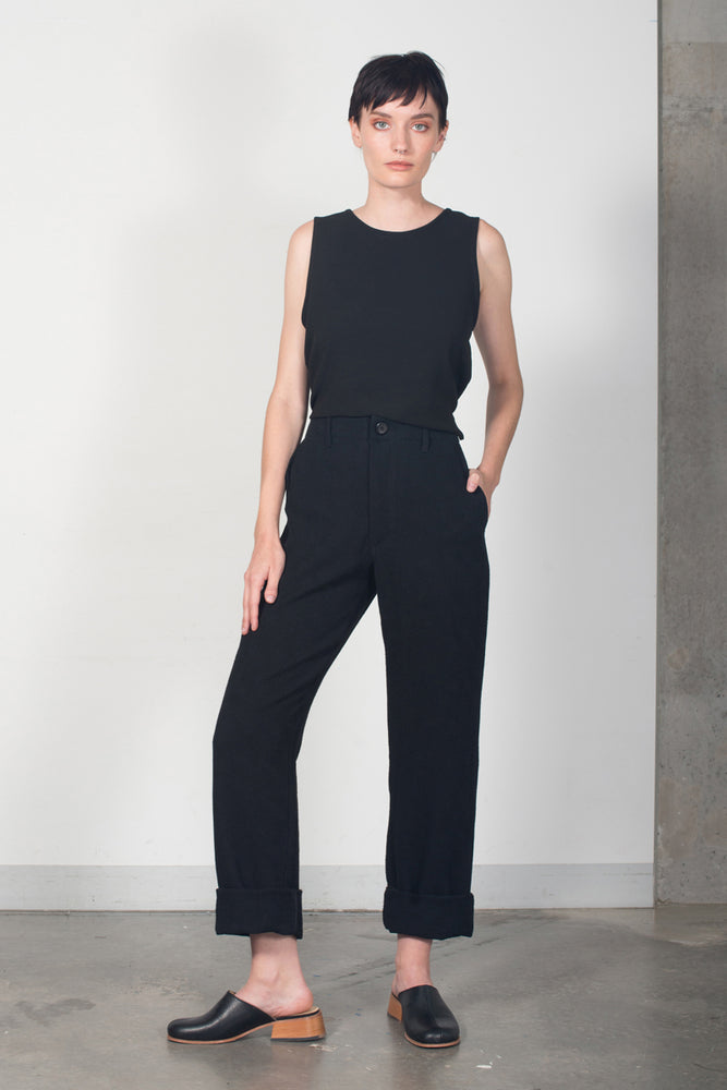 The June Pant Black