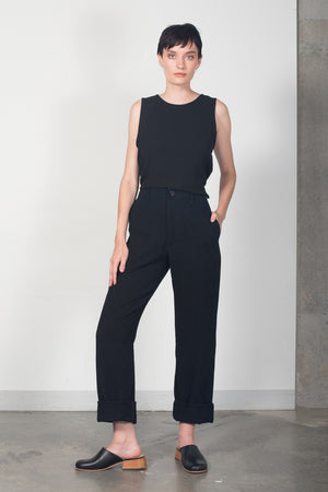 Load image into Gallery viewer, The June Pant Black