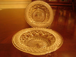 Round Carved & Embossed Dessert Bowl Set - FayZen's Kreations