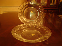 Arcoroc Clear Arch Dented Bowl Set - FayZen's Kreations