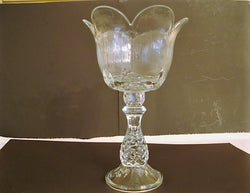 """Pineapple Guy"" Raised fruit bowl with Scalloped Edge - FayZen's Kreations"