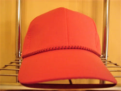 Pink & Black Trimmed Baseball Hat - FayZen's Kreations
