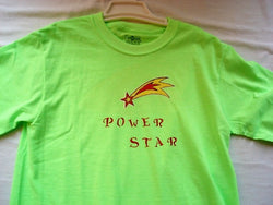 """Power Star"" Youth Hand Crafted T-Shirt - FayZen's Kreations"