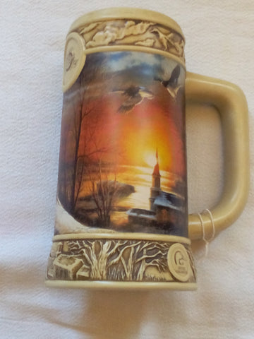 1996 Miller The Ducks Unlimited Collectible Stein - FayZen's Kreations