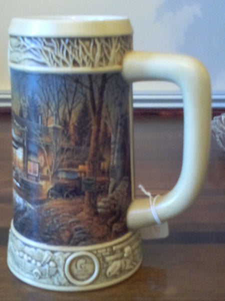 1997 Miller The Ducks Unlimited Collectible Stein - FayZen's Kreations