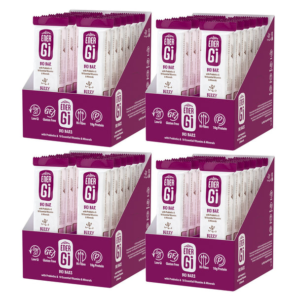 enerGi Bio Bar – Carton - Box of 48