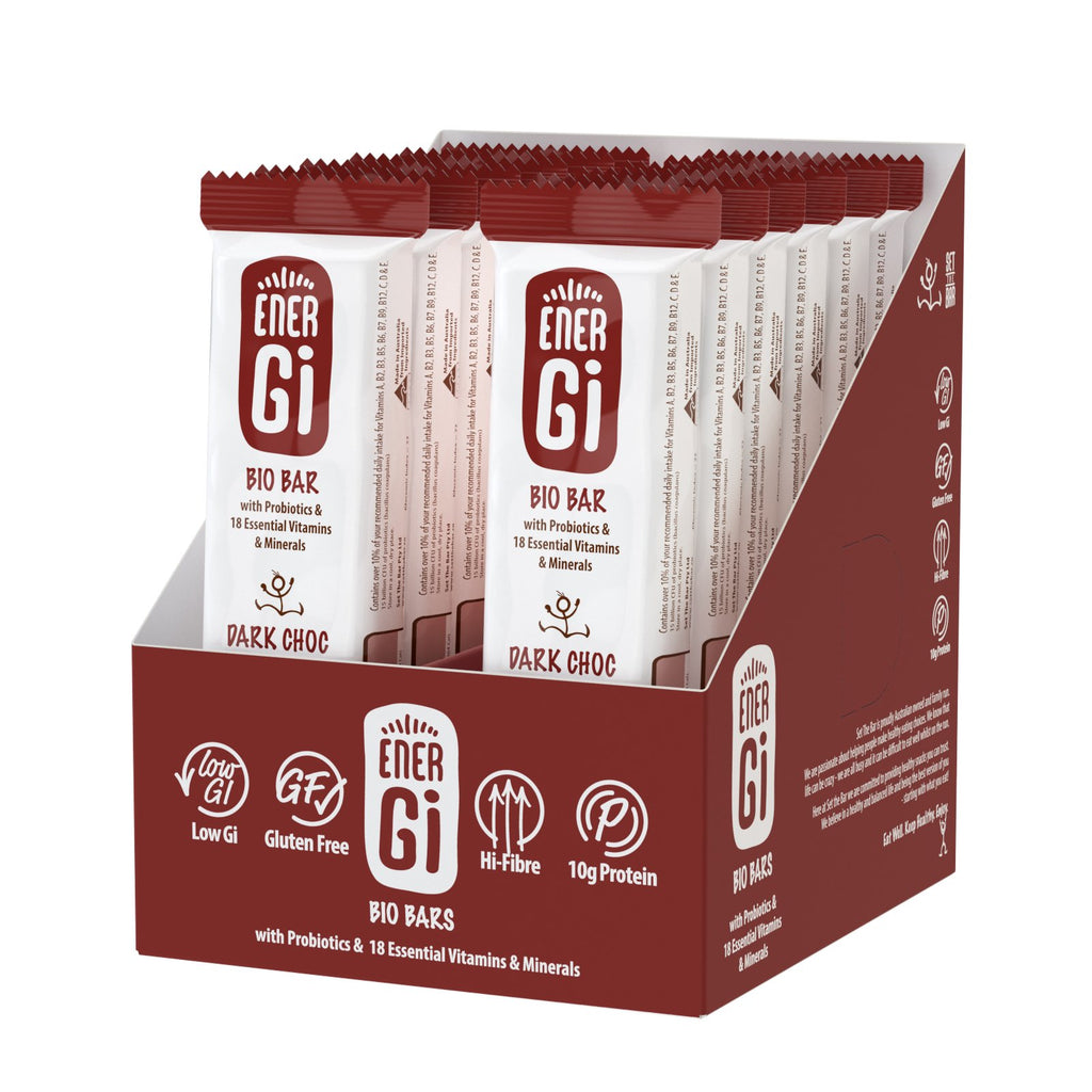 ENERgi Bio Bar – Box of 12