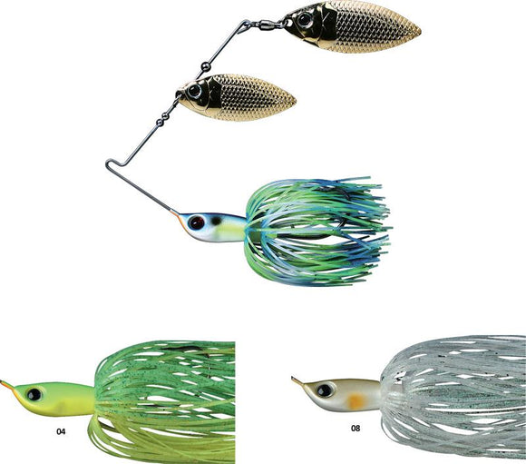 Build Your Own / DIY -  JDM Quality Spinnerbait heads and components