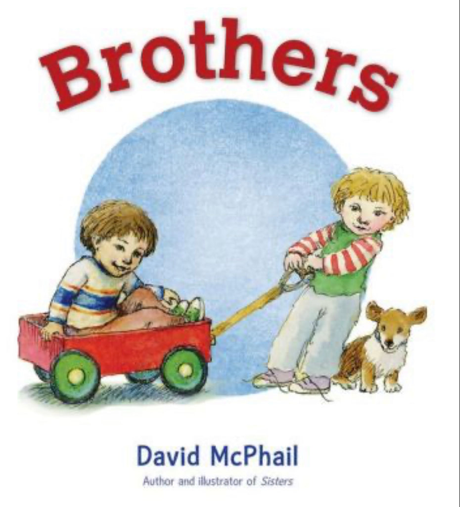 Brothers Board Book