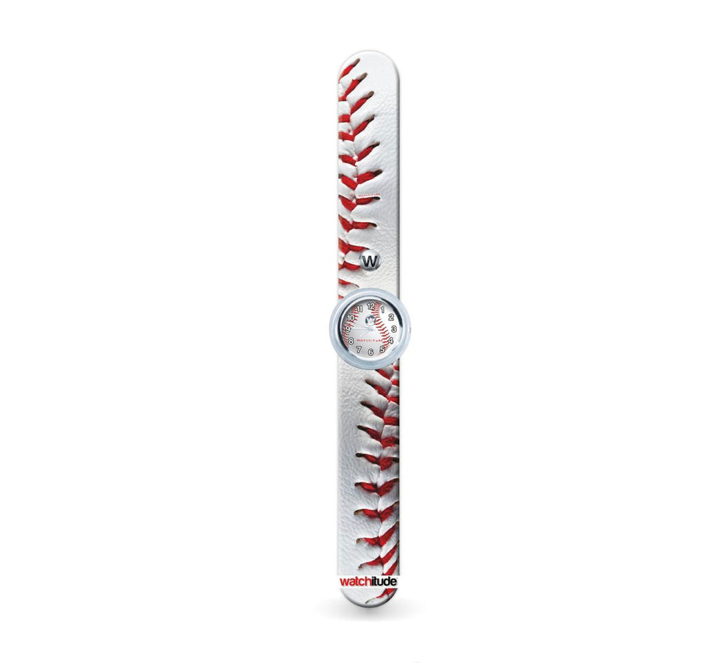 Watchitude Slap Watch in Homeruns