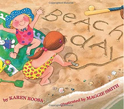 Beach Day Board Book