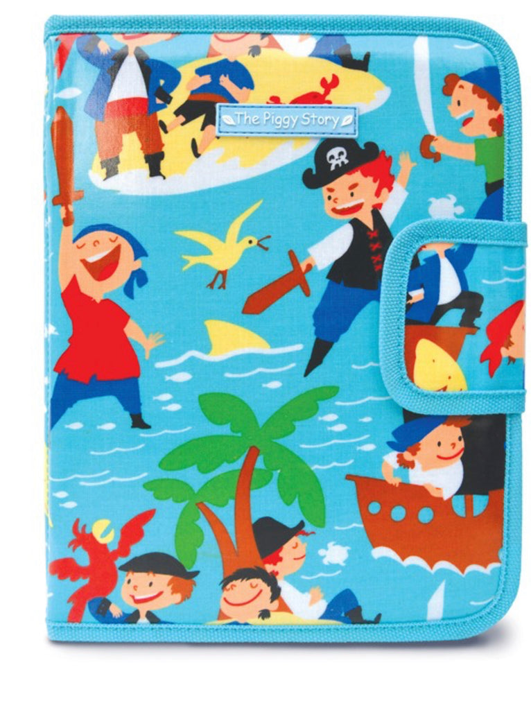 Chalk N Marker Art Case-Pirates