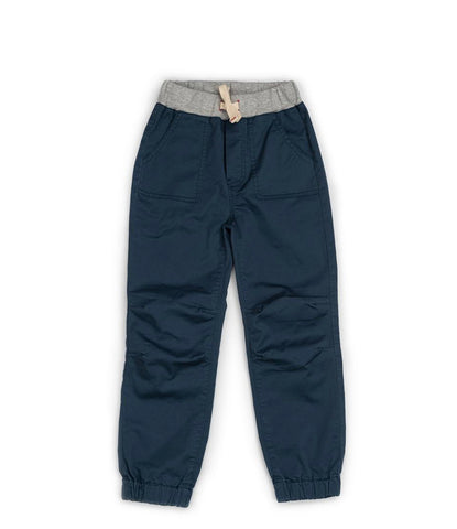 Egg New York Gabriel Pant in Blue