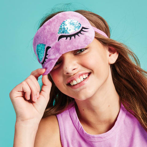 iscream Eye Mask in Heart Eyes