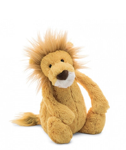 Jellycat Medium Bashful Lion