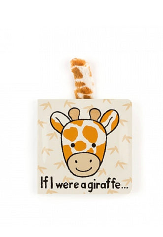 Jellycat If I Were Books - Giraffe