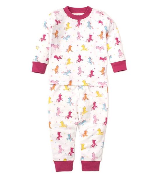 Kissy Kissy Pajama Set - Unique Unicorns