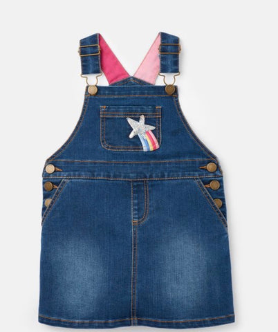 Joules Kimberly Denim Dress