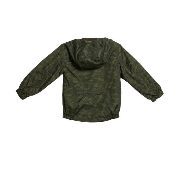 Mayoral Camouflage Windbreaker in Jungle