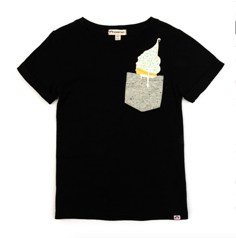 Appaman Day Trip Tee-black