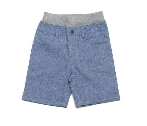 Egg New York The Perfect Short-Denim