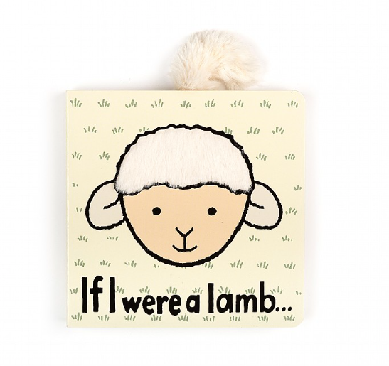 Jellycat If I Were Books - Lamb