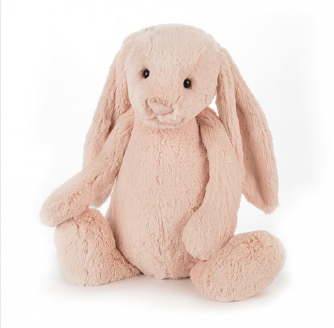 Jellycat Medium Bashful Blush Bunny
