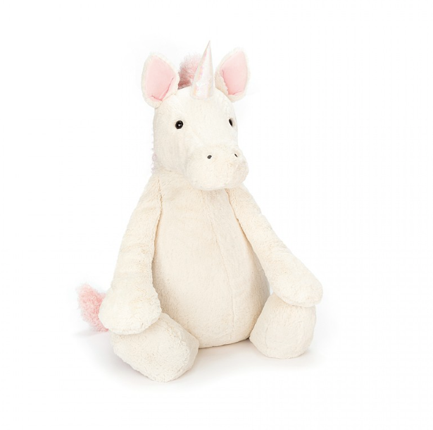 Jellycat Medium Bashful Unicorn