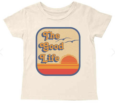 Tiny Whales Tee-The Good Life