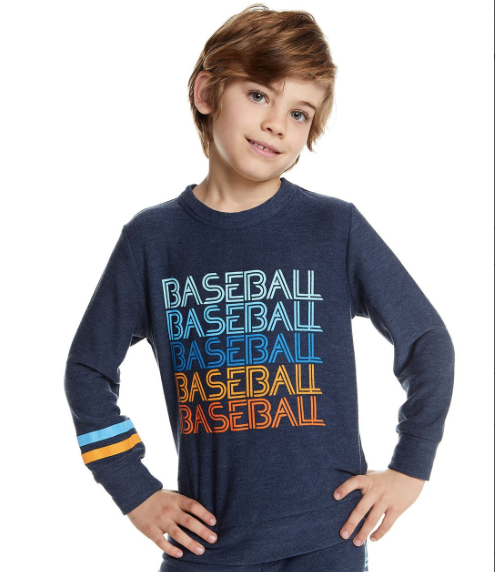 Chaser Kids Baseball Hero Sweatshirt