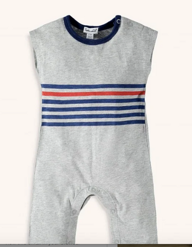 Splendid Screen Stripe Romper