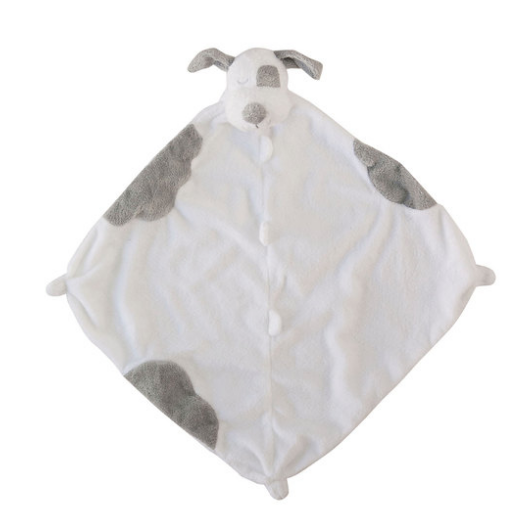 Angel Dear Lovie Blanket-spotted pup