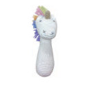 Albetta Crochet Unicorn Rattle
