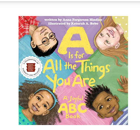 A Is for All the Things You Are Board Book